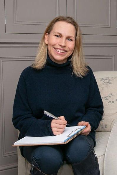 lisa cartlidge portrait